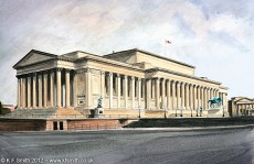 St George's Hall, Lime Street, Liverpool.