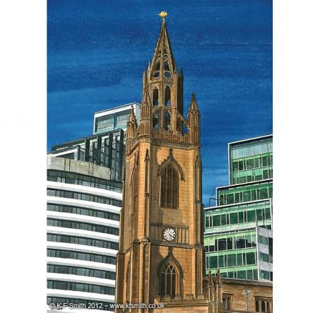 St Nicholas Church Chapel Street Liverpool